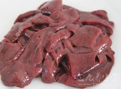 猪肝补血吗 想要补血还得需要这些营养