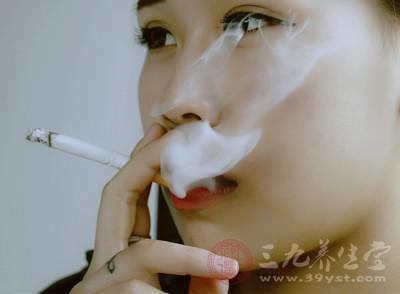细数吸烟对女性的危害