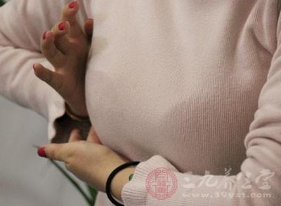 为什么有人通过按摩感觉乳房变大呢