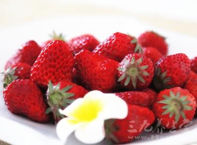 草莓营养元素有哪些 吃草莓可以减肥