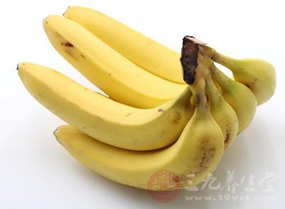 比如蛋黄、麦胚、大豆、谷类、香蕉