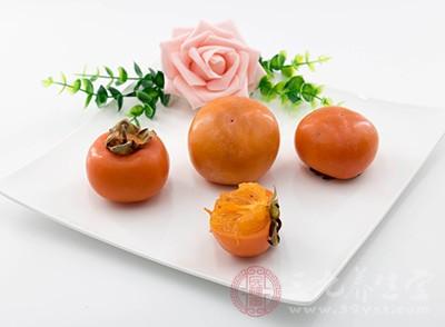 橘子和柿子能一起吃吗 橘子和柿子一起吃好吗