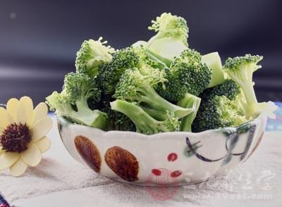 吃西兰花的好处 常吃西兰花的功效有哪些
