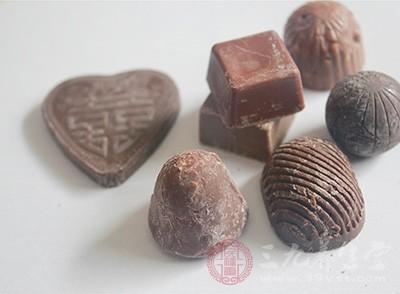 黑巧克力帶來至高的愉悅感是其他食物是無可匹敵的