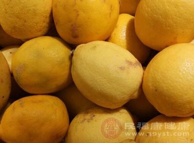 孕妇必吃的12种食物:柠檬