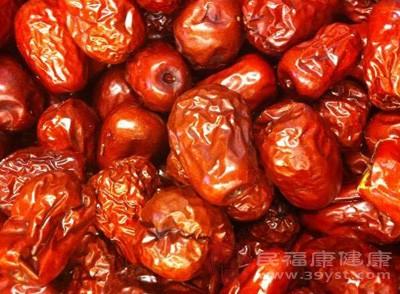 吃枣会胖吗 吃红枣竟有这些好处