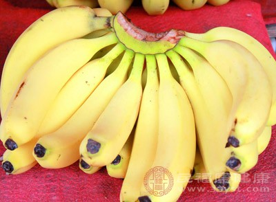 吃香蕉可预防或治疗高血压