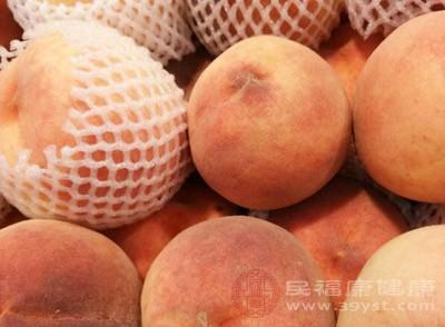 吃水蜜桃的好处 功效真的不少