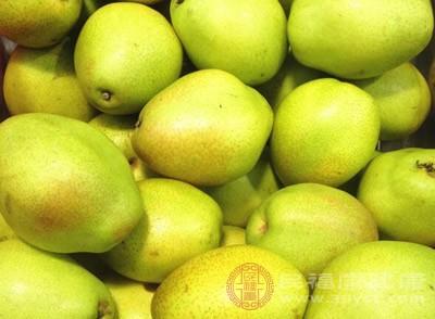 怀孕初期可以吃梨吗 梨子有这些功效