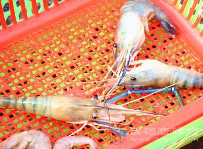 虾能和鸡蛋一起吃吗 孕妇怎么吃虾