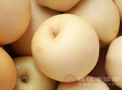 苹果营养丰富,性温