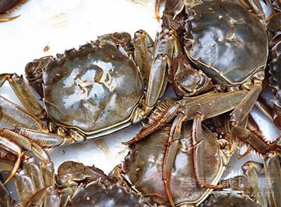 螃蟹的作用 吃这一物可以抗衰老