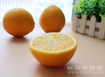 吃橙子的好处 吃橙子需谨慎