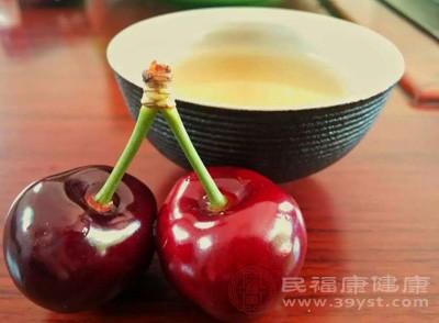 不可空腹食用樱桃