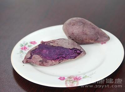 紫薯的功效与作用 推荐几种紫薯的做法