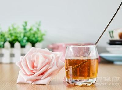 蜂蜜是家中常备的食物