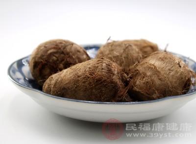 芋头的营养价值 女人吃它可以美容乌发