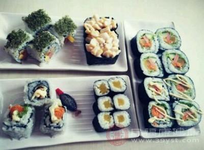 什么是寿司 吃寿司的这些礼仪要知道