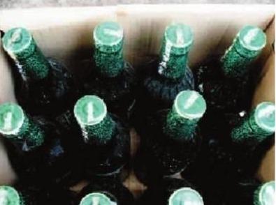永利超市买到啤酒竟有2个日期