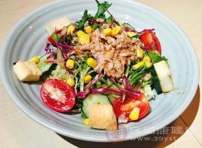 经典蔬菜沙拉