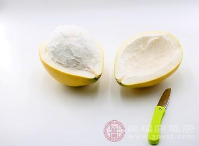 柚子的营养价值 女人吃它可以去除色斑