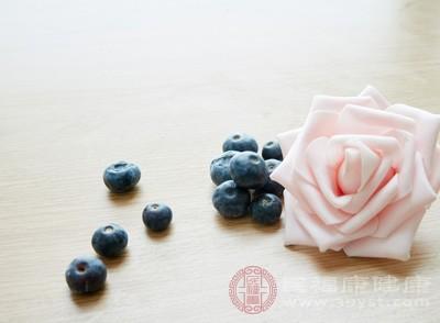 藍莓中含有的抗氧化劑遠遠多于其他新鮮蔬菜水果