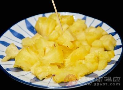 菠萝吃多了会上火吗 吃菠萝竟有这些好处