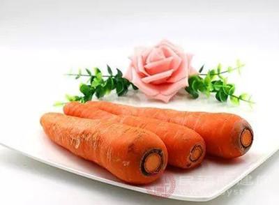 胡萝卜素容易在体内转变为维生素A