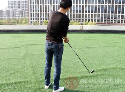 高尔夫的技巧 打高尔夫得注意这些事项