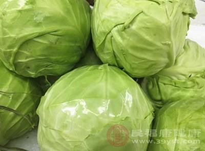 又被称为包菜,卷心菜含有丰富的维生素C