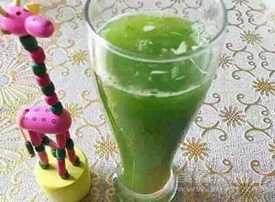什么是蔬菜汁 喝它对身体竟有这些好处