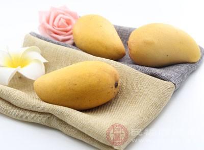 芒果的功效 四种食物不能和芒果同食