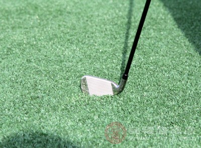高爾夫規則 打高爾夫竟有這種好處