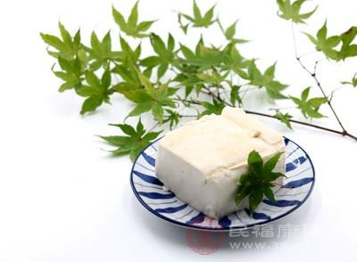 吃豆腐的好處