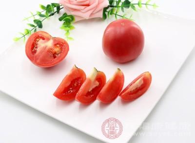 西红柿的好处 常吃这个菜居然能润肠通便