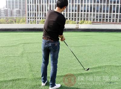 高爾夫球規則 這種天氣不能打高爾夫