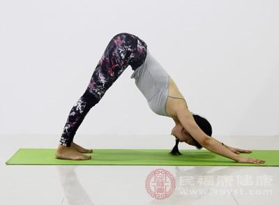 瘦腿瑜伽动作 这个时间段适合练瑜伽