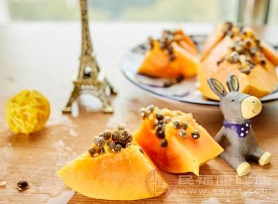 木瓜的吃法 这种水果炖牛排味道好极了