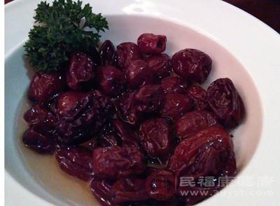 红枣的禁忌 吃这种食物的时候不能太着急