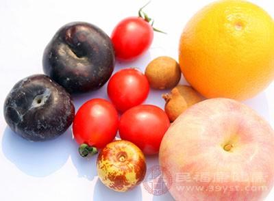 多吃一些蔬果