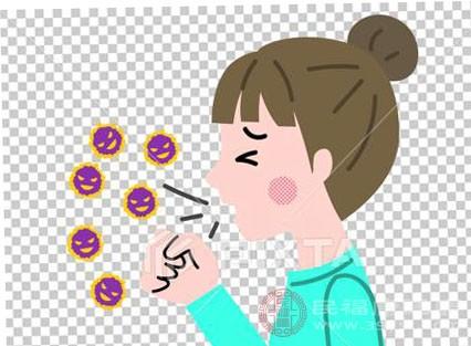 引起咳嗽的原因 应该怎么预防它