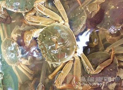 吃螃蟹有什么好处 常吃它帮你抗衰老