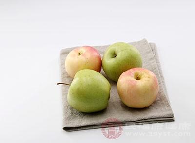 减肥可以吃苹果的哦