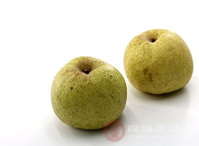 孩子咳嗽可以吃梨