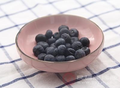 吃蓝莓的禁忌 吃蓝莓千万别搭配这一物