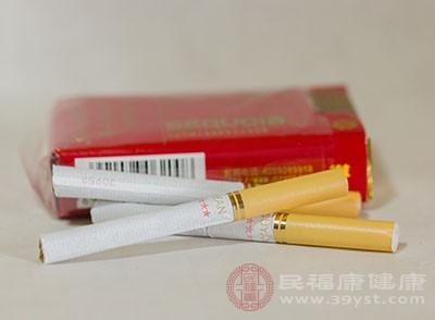 吸烟对身体的伤害非常大