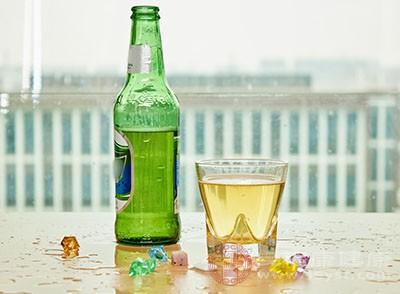 适量的喝一点啤酒具有减肥的作用