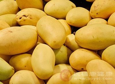 芒果的功效 芒果这样吃好吃又营养