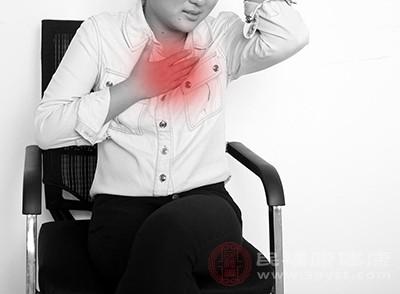 心绞痛的症状 这些因素会引起心绞痛