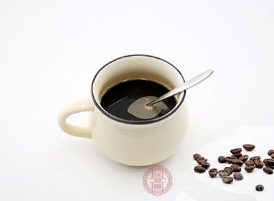 咖啡具有提神的作用